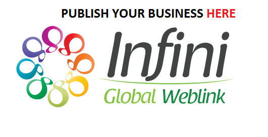 publish your business here, on Infini Global WebLink